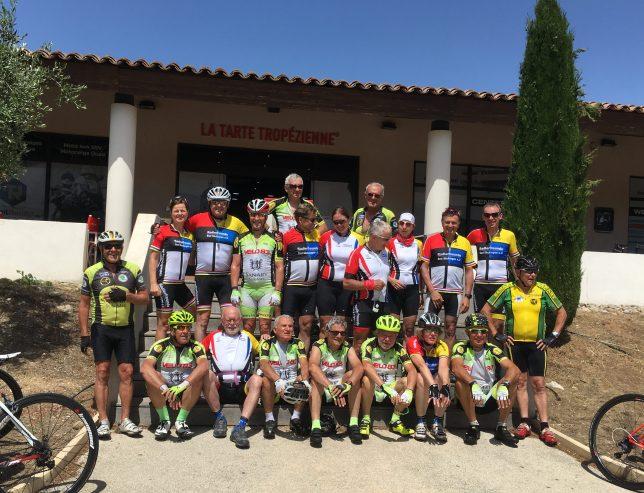 Radlerfreunde und Veloclub Sanary Cyclosports